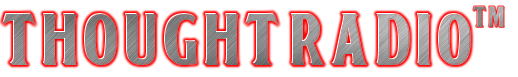 Thought Radio™ logo